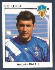 PANINI FUTBOL 93-94 SPANISH -#133-U.D.LERIDA-ANTONIO PALAU