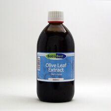 Hoja De Olivo Extracto - 500ml - Potente Natural Antioxidante
