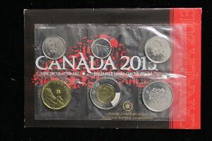 2013 Canada. 6 Coin RCM Uncirculated Set. (#12)