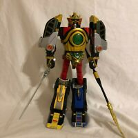Power Rangers Legacy Thunder Megazord Action Figure Read Description