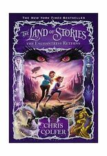 The Enchantress Returns (The Land of Stories) Free Shipping