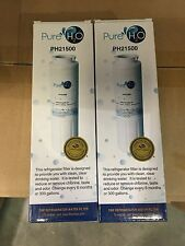 PureH2O PH21500 Replacement for Maytag UKF8001, EDR4RXD, EFF-6013A - 2 PACK
