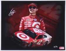 Kyle Larson Signed LE NASCAR 11x14 Photo #/42 (PA Holo)