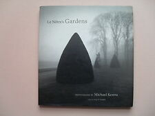 Le Notre's Gardens: Photographs by Michael Kenna - First edition Signed by Kenna