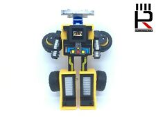 VINTAGE 1980s REMCO ZYBOTS PICK-UP Robot Transformers 4X4 Truck. Like Gobots