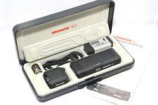 MINOX EC Fotocamera 8x11 Spycamera Completo + Scatola + Istruzioni <A B C LX>