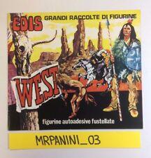 WEST - Edis 1975 - Album Vuoto-Empty - OTTIMO