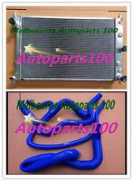 For Ford Radiator & Hose BA BF Falcon XR8 5.4L Fairmont 10/02- 4/08 Aluminum
