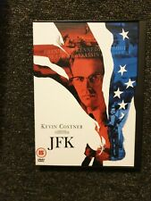 JFK dvd Kevin Costner
