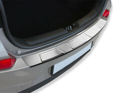 for KIA NIRO 2016-on Rear bumper protector 4T Brushed