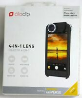 Olloclip 4-IN-1 Photo Lens for iPhone 6/6s & 6/6s Plus. For Ottebox universe