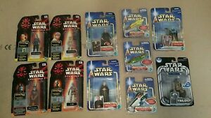 Unopened Star Wars Collection