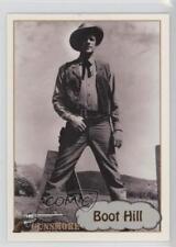 1993 Pacific Gunsmoke #84 Boot Hill Non-Sports Card 0b6