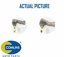 2 x FRONT TRACK ROD END RACK END PAIR COMLINE OE REPLACEMENT CTR2000