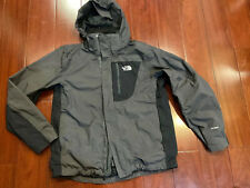 The North Face Mens HyVent Alpha Parka Winter Hooded Coat Sz M GORGEOUS