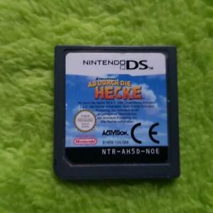 Nintendo DS - Dreamworks Ab durch die Hecke (nur Modul)