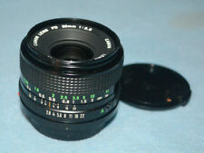 Canon New FD 28mm f2.8 Lens - Minty!!! Tested!!!