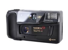 Yashica t3 con Carl Zeiss t * 35mm 1:2,8 lens