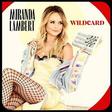 Miranda Lambert Wildcard CD NEW