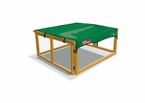 Scratch and Newton Run Shade 126cm x 126cm (cover Only)