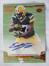 2013 Topps Prime FB #150 Eddie Lacy Green Bay Packers ROOKIE AUTOGRAPH #/99 !!!