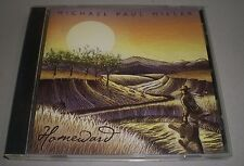 Homeward Michael Paul Miller~2003 Soulful Acoustic Blues CD~FAST SHIPPING!!!