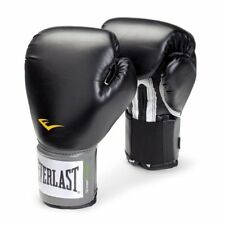 Everlast Pro Style Training Gloves (Black, 16 oz.) New