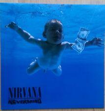 Nirvana Nevermind LP. Brand New. Never Played.