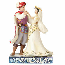 Disney Traditions First Dance Snow White & Prince  Wedding Figurine NEW  27926