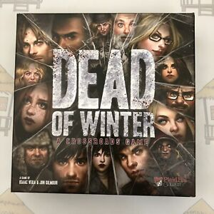 Dead Of Winter A Crossroads Game Board Game In Fantastic Condition