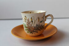 Earthenware Clarice Cliff Pottery Tableware Cups & Saucers