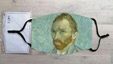 Van Gogh Self-Portrait face mask (Vincent Van Gogh)