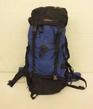 "Ridgeway by Kelty Blue Internal Frame Backpack 8x14x28"" Satisfaction Guaranteed"