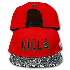 Original Cayler & Sons Snapback Cap Fashion Killa rot/tiger