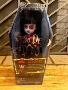 NEW Living Dead Dolls - COOKIE - SEALED - Spencers Exclusive Mezco - 2000
