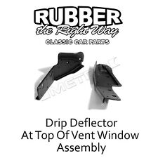 1969 1970 1971 1972 Chevy Blazer GMC Jimmy Drip Deflector Seals - at Vent Window