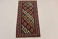 en exclusivité nomades Kelim pièce unique tapis persan d'Orient 2,49 x 1,12