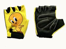 Kids Children Bike Cycling Half Finger/Fingerless Gloves Boys & Girls Sports