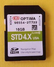 96554-2T722 2014 2015 2016 KIA OPTIMA Navigation SD Map Card 96554 2T722
