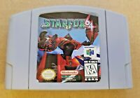 Star Fox 64 - StarFox - Nintendo 64 N64 - Tested, Working, *100% AUTHENTIC*