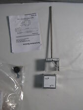 "Johnson Controls TE-6311M-1 36P621 Duct Probe Temperature Sensor 8"" Probe 1K"