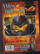 Video Watchdog #176 Pacific Rim BBC's Ghost Stories