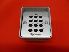 RD10GOK clavier sans fil pour porte Garage Roller RD10X gamme