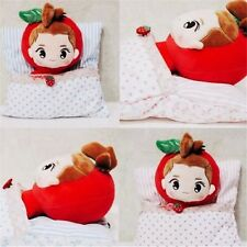 "Kpop EXO-M Luhan Little Apple Mini Plush Toy 23cm/9"" Fans Kids Gift Stuffed Doll"