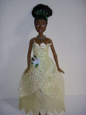PRINCESS TIANA BARBIE DOLL, THE PRINCESS AND THE FROG, #R0050, 2009, W/O BOX!