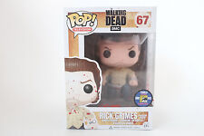 Funko POP! The Walking Dead - Rick Grimes (Bloody Edition) SDCC 2013