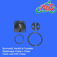 Kawasaki GPZ 500 S EX500D8 2001 Petrol Tap Repair Kit Fuel Seal