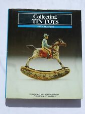 Collecting Tin Toys Book Jack Tempest 1987 Edition Good Condition First Edition