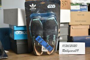 Adidas Originals ZX 8000 Star Wars Emperor Palpatine G44510 size US 12 / UK 11.5