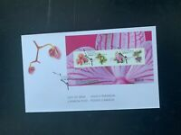 Canada Scott #2356 Flowers Definitives 2010 FDC
